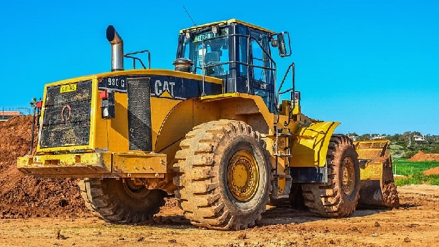 World's leading construction equipment OEM Caterpillar