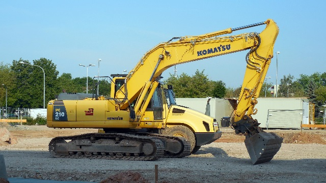 World's leading construction equipment OEM Komatsu