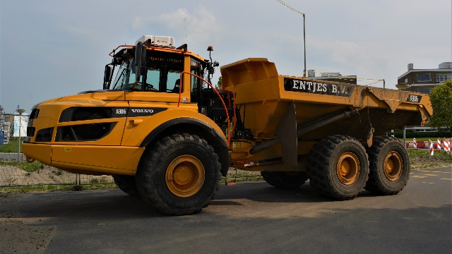 World's leading construction equipment OEM Volvo