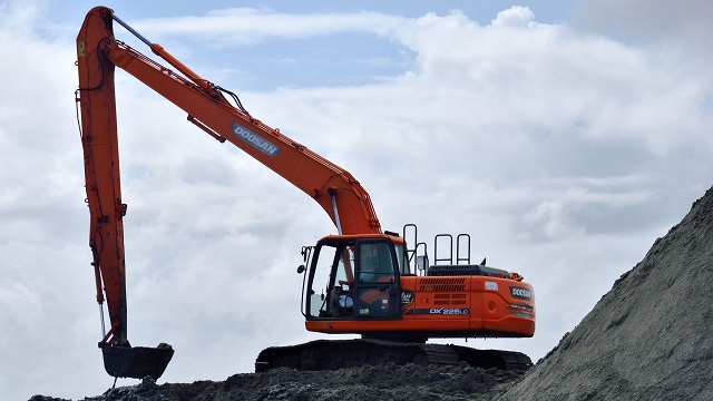World's leading construction equipment OEM Doosan Infracore