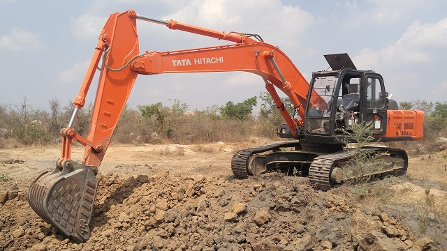 World's leading construction equipment OEM Hitachi Construction