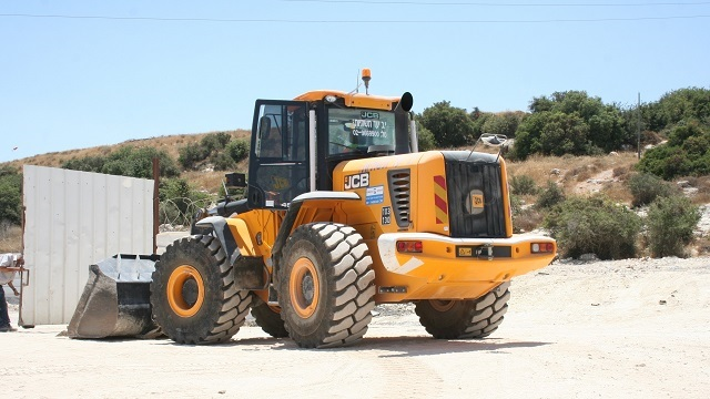 World's leading construction equipment OEM JCB
