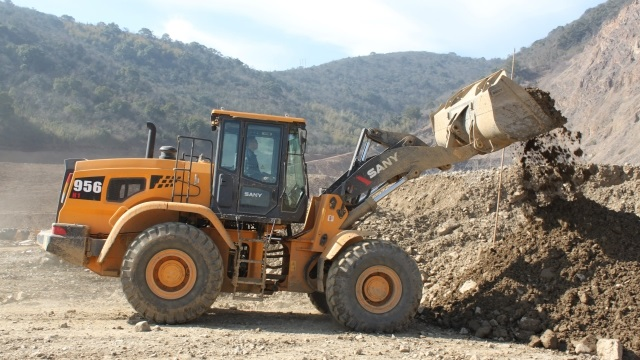 World's leading construction equipment OEM Sany Global
