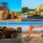 World's leading construction equipment