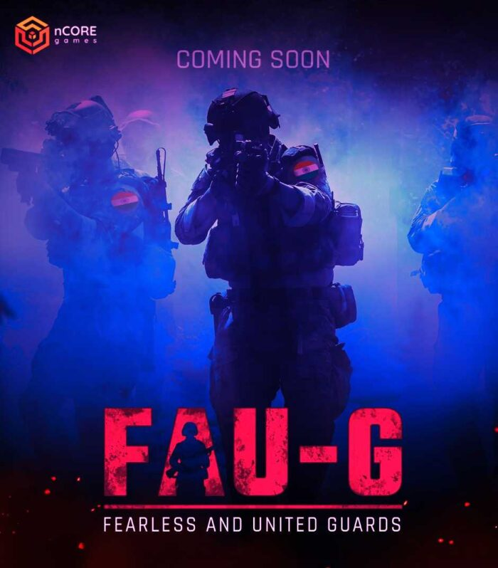 FAUG mobile game features and maps